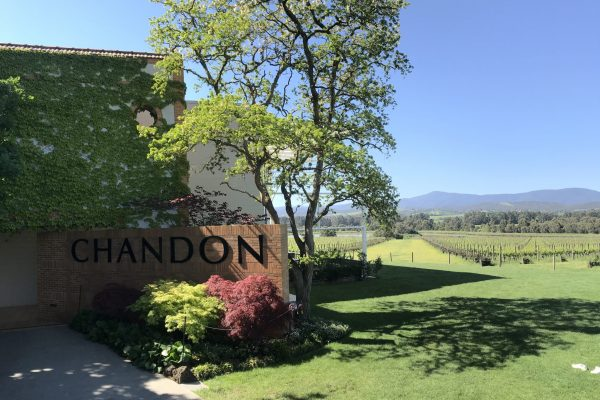 Chandon Tours