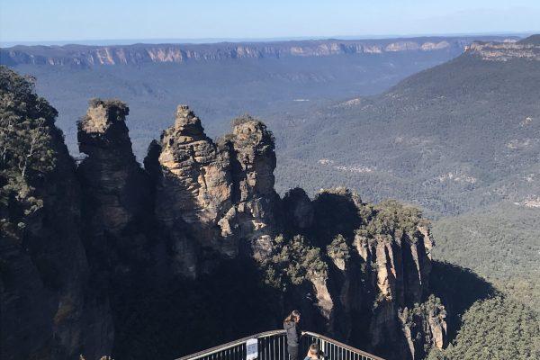 Three Sister Blue mountains trips