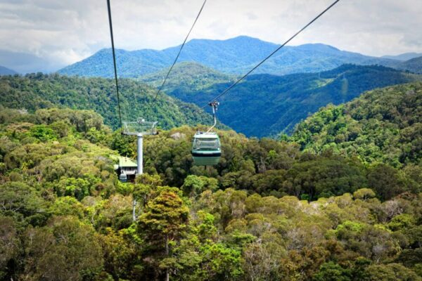 Skyrail Cairns tours