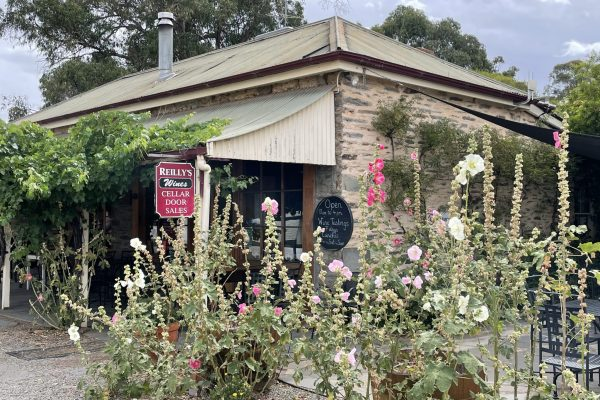 Cellar Door Clare Valley wines