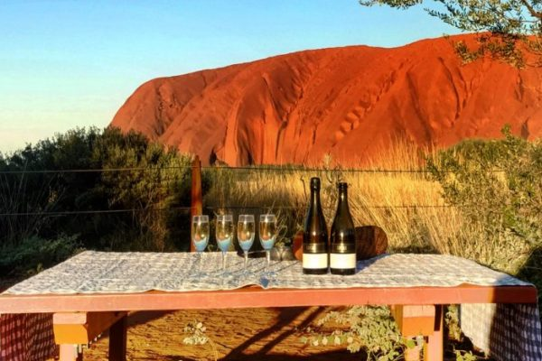 Luxury tours is Ayers Rock Uluru