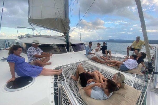rent a sail boat Port Douglas