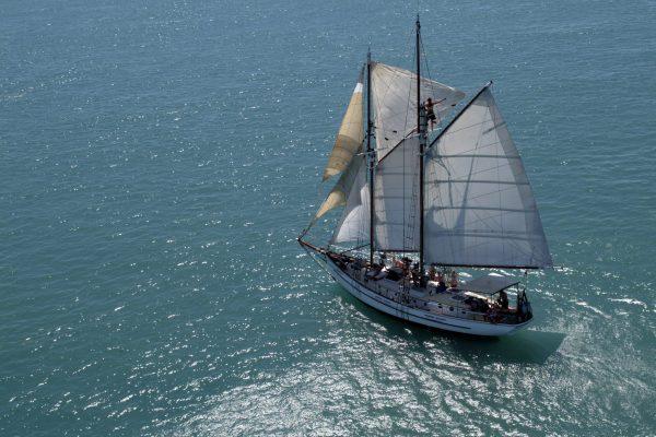 tall ship Whitsunday