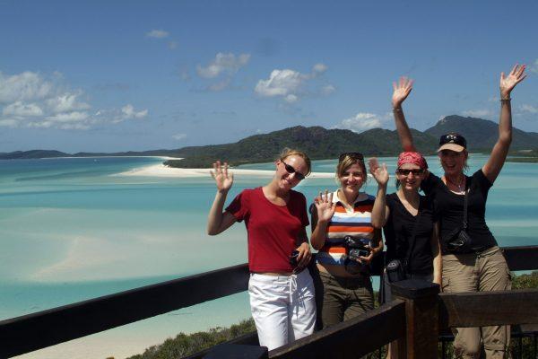 Whitehaven beach tours