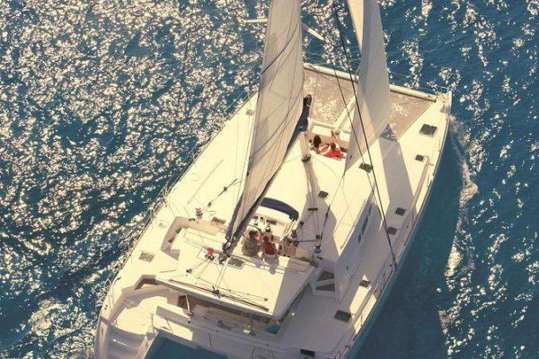 Sailing port douglas